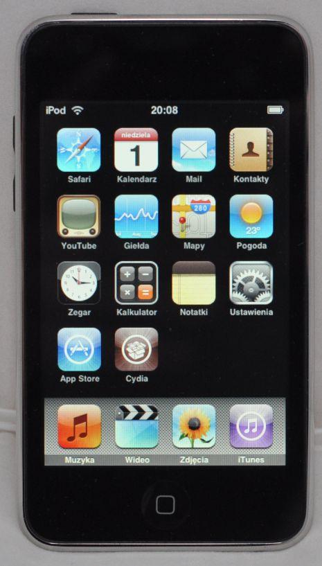Jailbreak iPod Touch