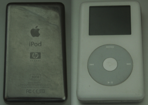 iPod HP