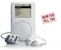 iPod 2G drugiej generacji