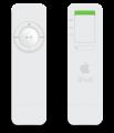iPod shuffle 1G - iPod Shuffle pierwszej generacji