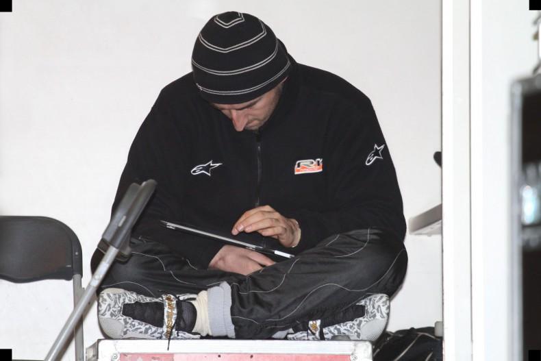Tak się używa iPada - Robert Kubica