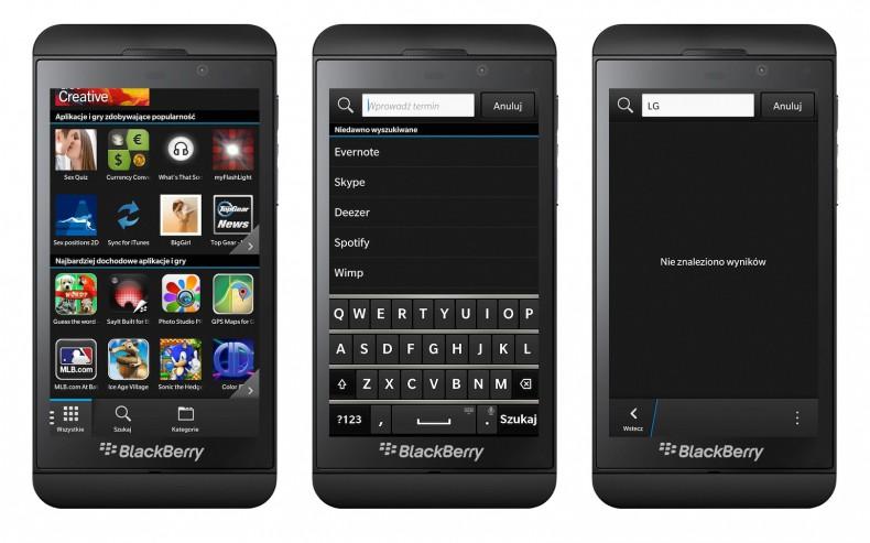 blackberry z10 ipodinfopl