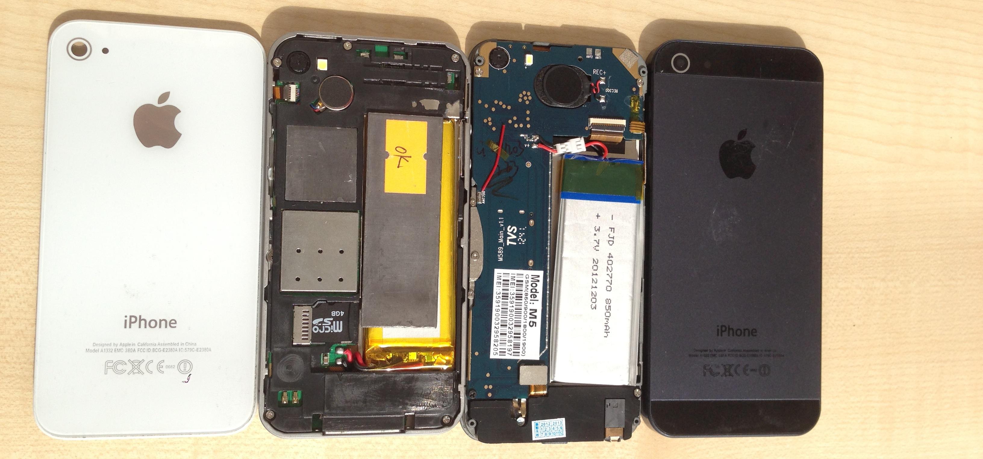 iphone 5s fona