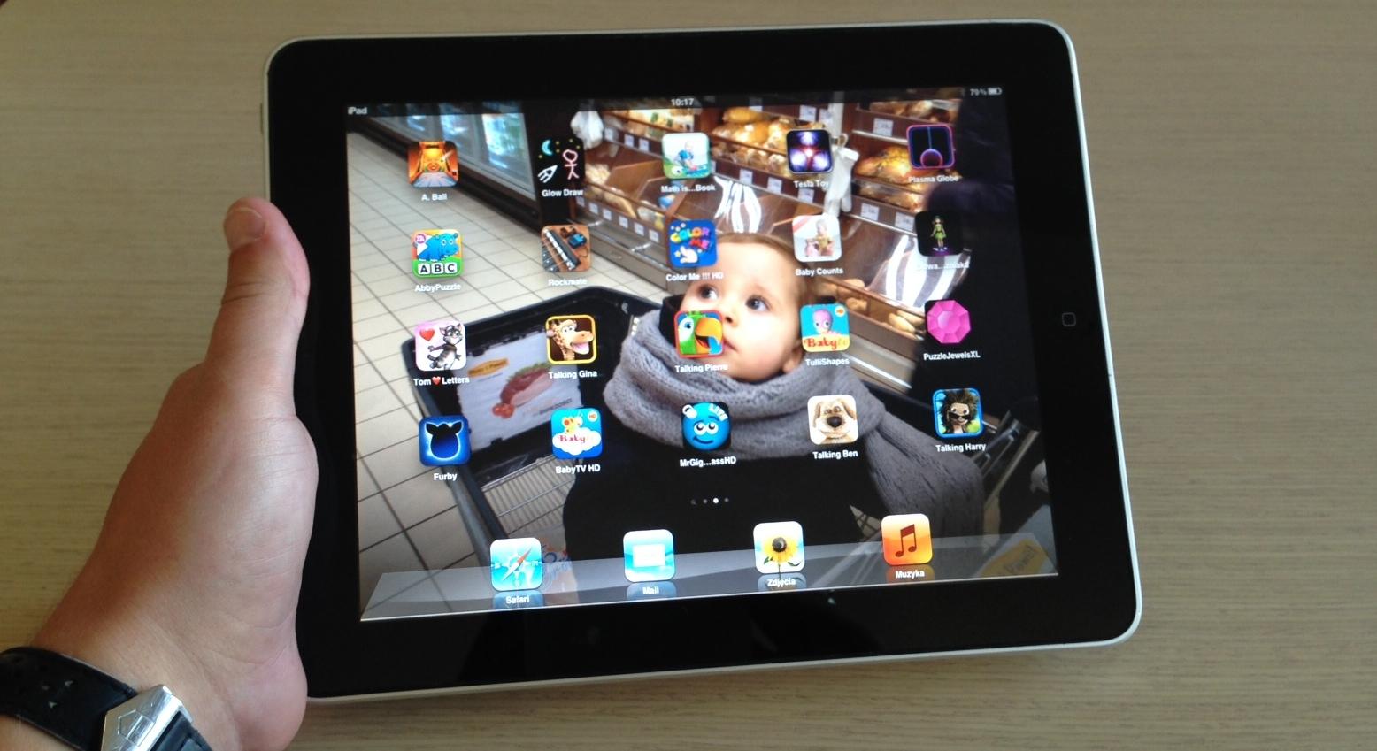 Jak żyć z iPadem pierwszej generacji
