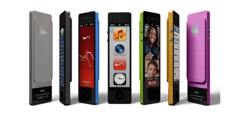 Najbardziej zaskakujące są iPody