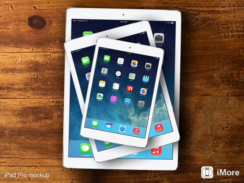 iPad pro z ekranem 12,9″