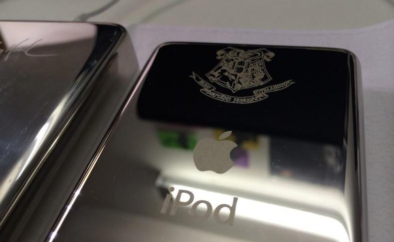Najbardziej tajemniczy iPod - harry potter
