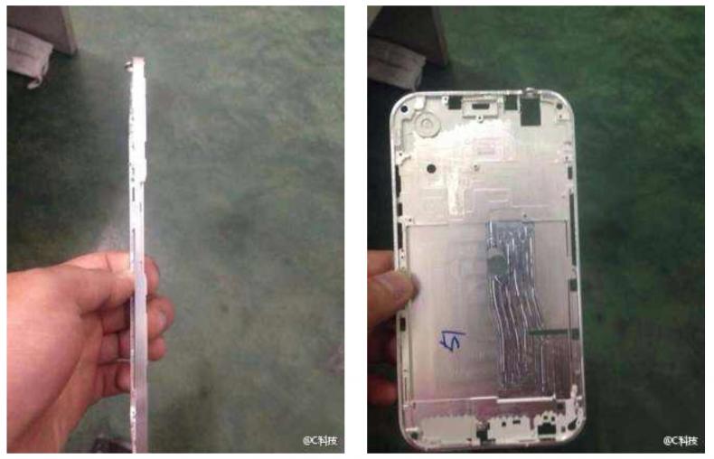Zaczynamy składać iPhone 6