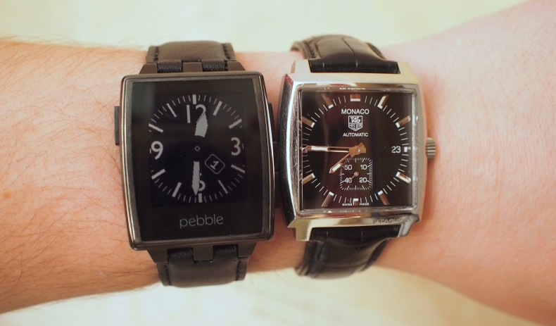 pebble vs tag heuer