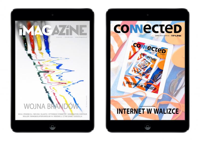 iMagazine 6:2014 i Connected 2:2014