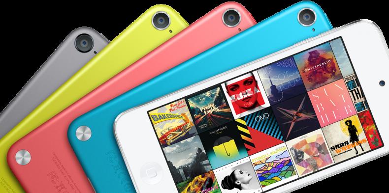 iPod touch 5G w odświeżonej wersji i niższych cenach