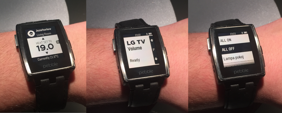 Do czego będą służyły nam sprytne zegarki