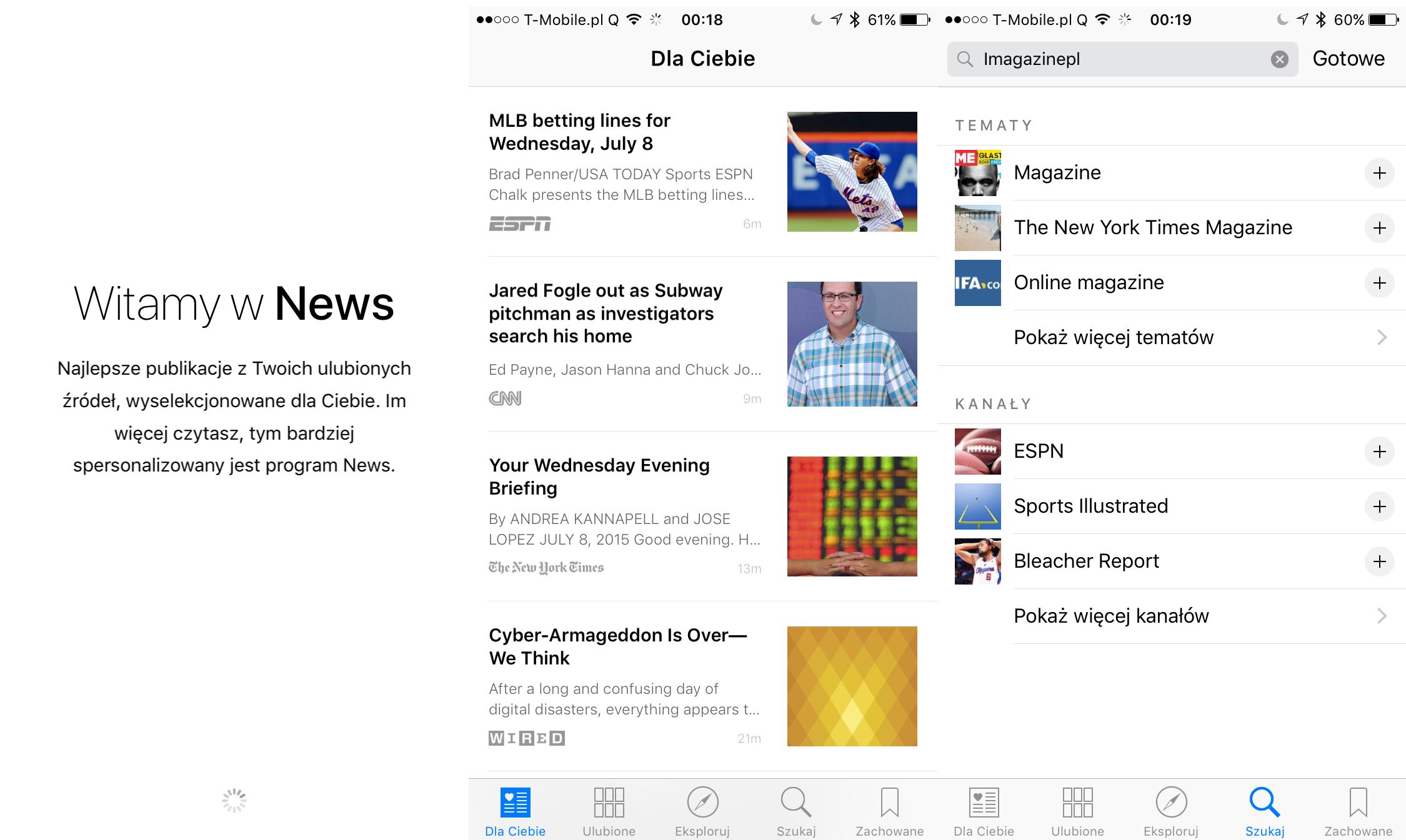 news app ios 9 bea 3