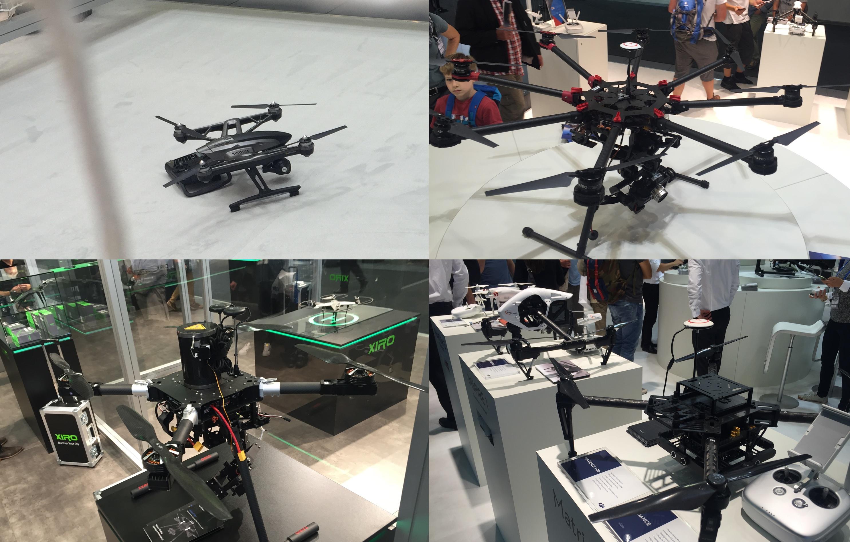 drony ifa
